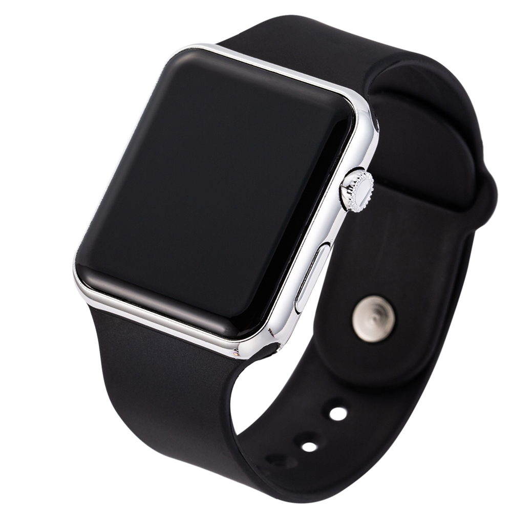 Hot Sport LED Watches Men Casual Digital Clock Male Army Military Silicone Wrist Watches Clock Hodinky Ceasuri Relogio Masculino