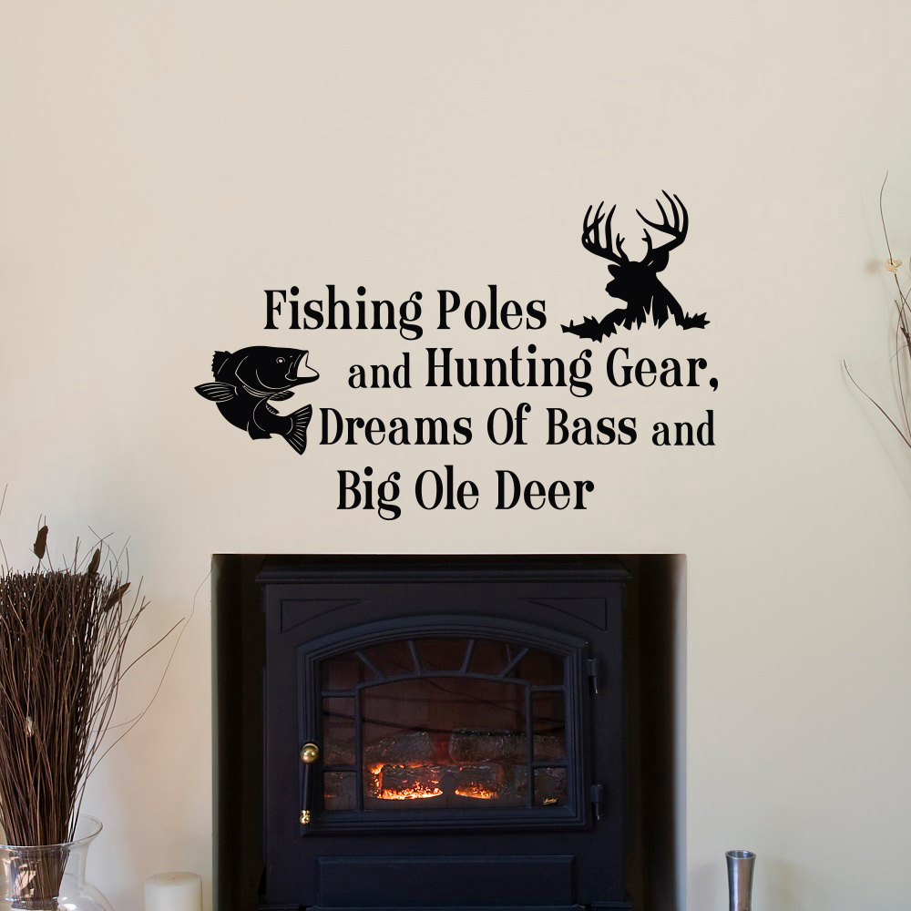 Popular kids fishing gear buy cheap kids fishing gear lots for Country wall mural