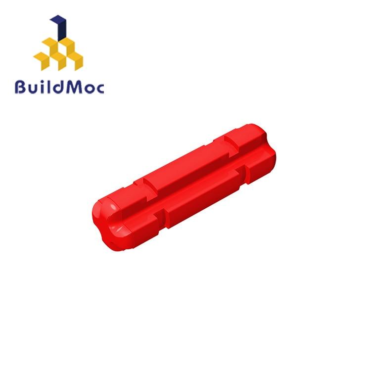 BuildMOC Compatible Assembles Particles 32062 1x2For Building Blocks Parts DIY LOGO Educational Creative Gift Toys