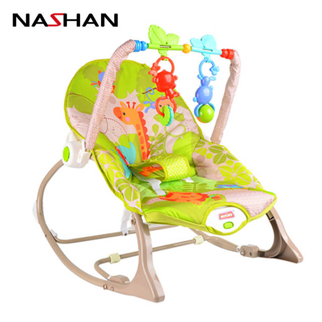 Admirable Portable Electric Music Baby Rocking Chair Infant Toddler Cradle Rocker Baby Bouncer Chair Baby Swing Chair Activity Gear Kids Machost Co Dining Chair Design Ideas Machostcouk