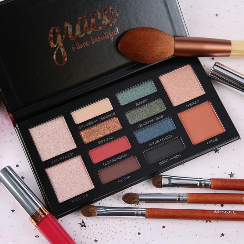 Aliexpress.com : Buy 12 Colors Nude Make Up Set Pallete