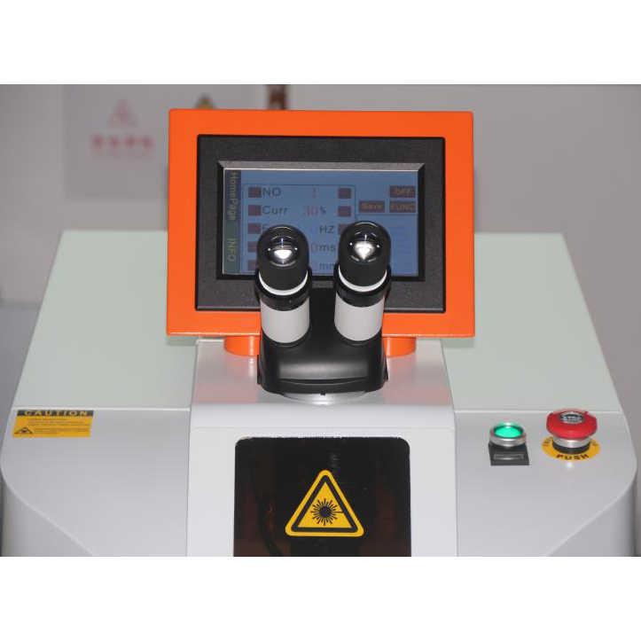 Китайский популярный 200 Вт Мини Портативный Золотой Серебряный ювелирный лазерный сварочный аппарат