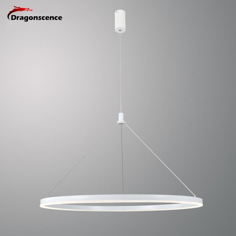 Dragonscence Modern LED Pendant chandelier lights lamp for dinning room Kitchen Light Lustre Chandelier Lighting droplight