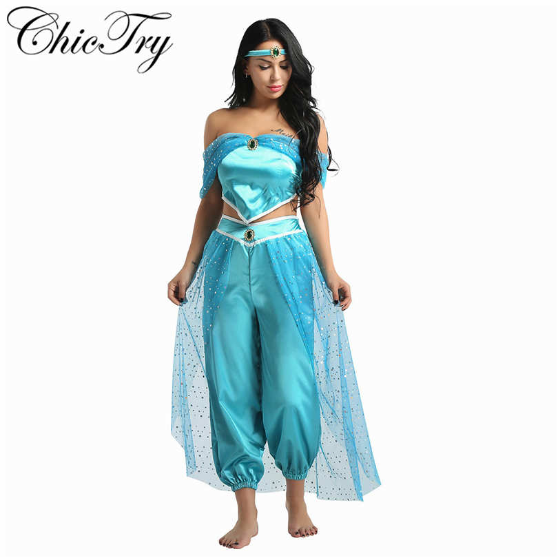 Women Halloween Adult Women Cosplay Costumes Girls Princess Glittery Sequins Costume Outfit Dress Up Cosplay Party Outfits