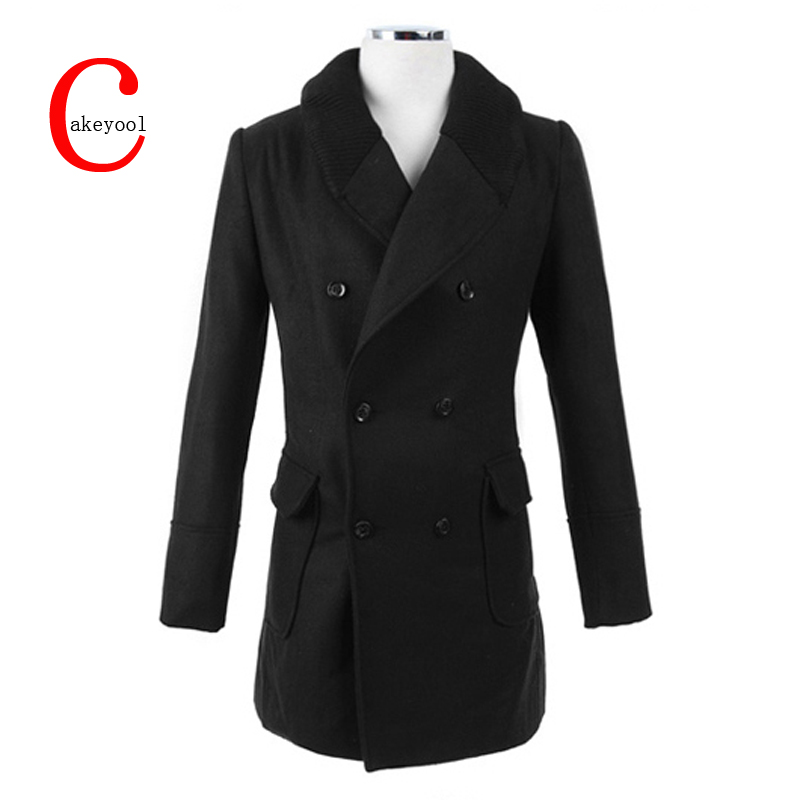 Hot Sale Mens Designer Clothing British Style Trench Coat