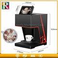 Kaffee Drucker Milktea Druck Maschine mit WIFI Pritsche Drucker Inkjet Für druck Kuchen Dessert Tasse Drucker-in Eismaschinen aus Haushaltsgeräte bei