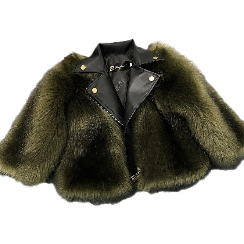 2017 New Winter New Childrens Faux Fur Jacket Kids Fox Fur Girls Jackets Baby Padded Coat Fashion Toddler Jackets,2-14Y,#24502017 New Winter New Childrens Faux Fur Jacket Kids Fox Fur Girls Jackets Baby Padded Coat Fashion Toddler Jackets,2-14Y,#2450