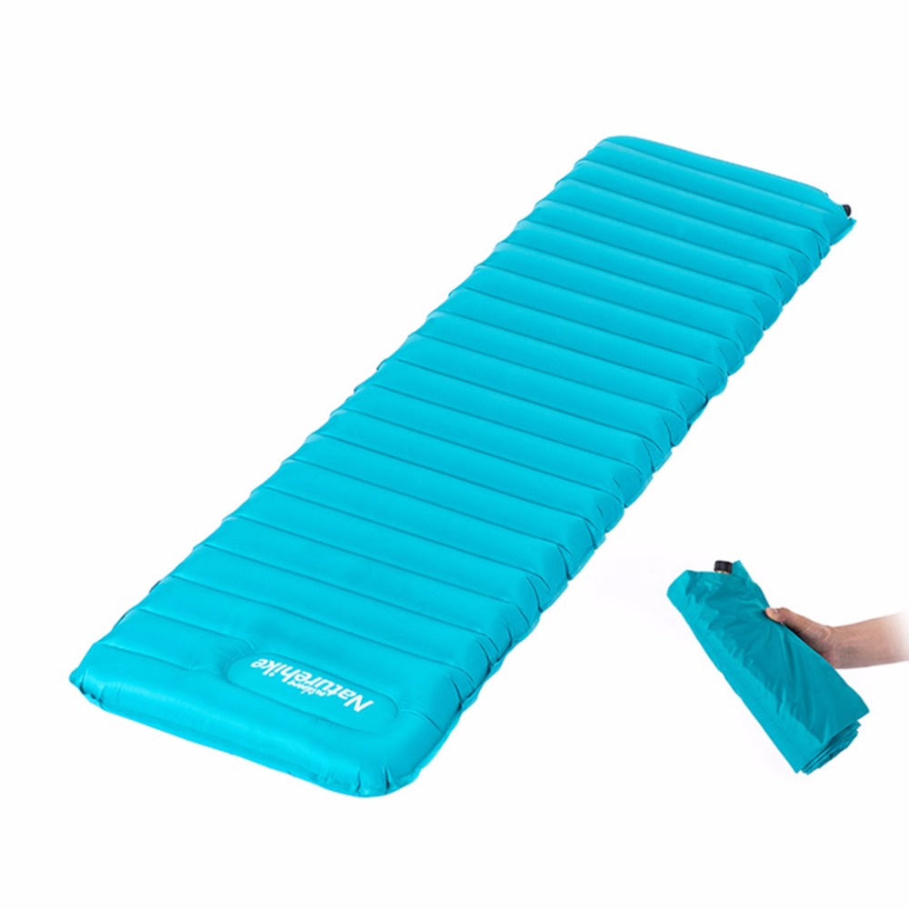 Aliexpress.com : Buy Naturehike Tourist marching Quickly inflatable mat  fast air mattress to sleep ultralight outdoor camping mat hiking NH15T051 P  from ...