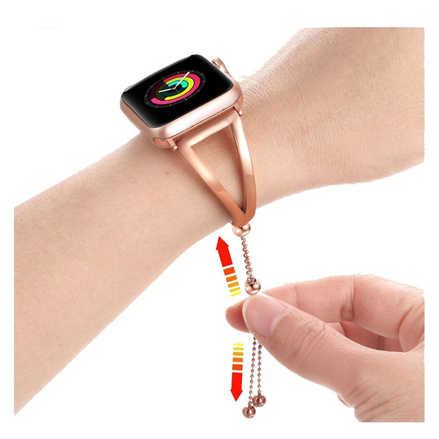 316L stainless steel watch strap for Apple watch band 42mm/38mm bracelet metal wrist belt watchband for iwatch series 3/2/1 4
