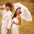 Vintage White Lace Umbrella Wedding Parasol Umbrellas Sun Umbrella Wedding Decoration Event Party Supplies Hot Sale Cheap Price