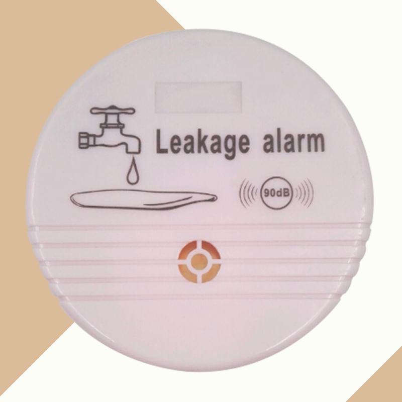 Image 3 - ABS Wireless Water Leak Detector Water Sensor Alarm Leak Alarm Home Security Household Water Leakage Alarm-in Sensor & Detector from Security & Protection