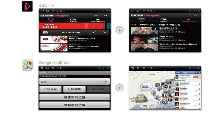 Car dvd GPS Navigation player 5