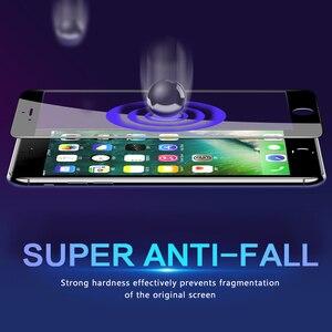 Image 4 - 99D verre protecteur pour iPhone 6 6S 7 8 plus X XR XS 11 pro MAX verre sur iphone 7 6 11 X XS MAX XR protecteur décran de protection