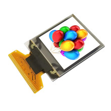 1.12 inch color OLED display SEPS114 34pin 96*96 square screen parallel port UG 9696TDDCG02 1.12 inch OLED screen