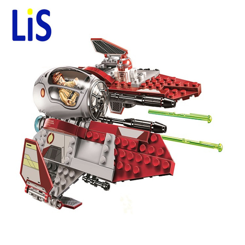 Lis LEPIN Star Wars Fighters Building Blocks Baby Toys
