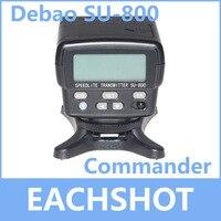 Debao SU 800 Wireless Speedlight Commander for D7100,D7000,D5200,D5100,D5000,D3200,D3100,D3000,D50,D60,D70,D80,D90,D800