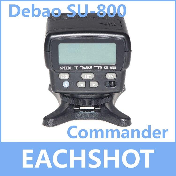 Debao Su-800 pour D7100, D7000, D5200, D5100, D5000, D3200, D3100, D3000, D50, D60, D70, D80, D90, D800