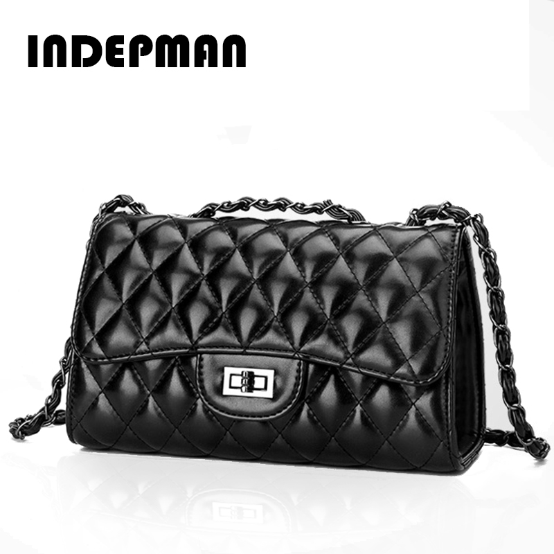 High Grade Fashion Brand Designer Handbags Classic Flap Chain Shoulder Bags Elegant Women Messenger Bags