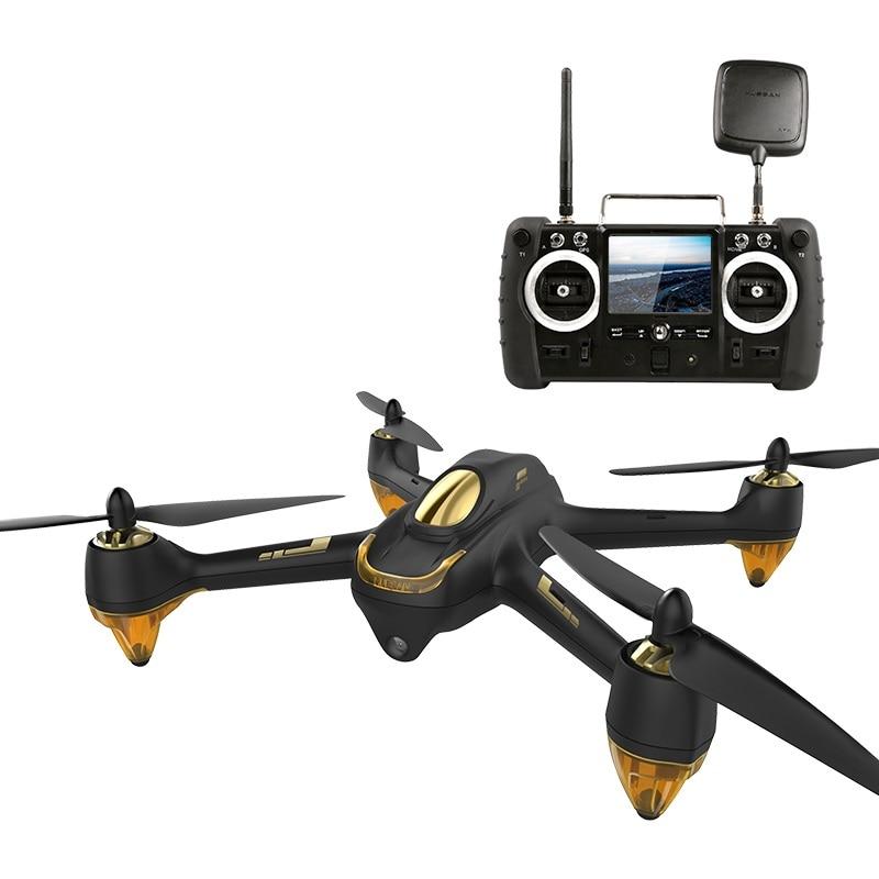 все цены на (High Edition) Hubsan X4 H501S FPV Brushless Quadcopter Drone with 1080P Camera GPS Follow Me & Return Home Mode Switch онлайн