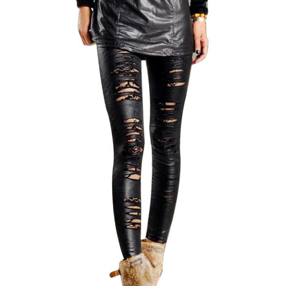New Fashion Hollow Women Leggings