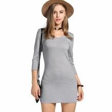 Elegante atractivo de la playa del vendaje de las mujeres t shirt dress bodycon túnica ropa ropa mujer vestidos vestido de festa robe femme 2016