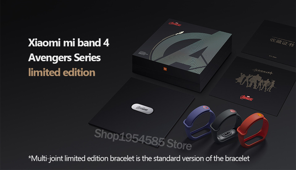 Xiaomi Mi Band 4 Smart Watch Standard Version Heart Rate Activity Fitness Tracker Smart Band Bracelet Colorful Display 2019 New (38)