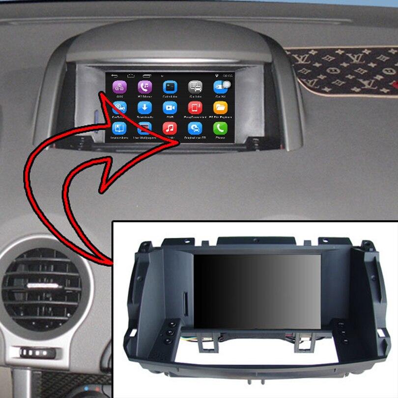 Navegación GPS Android de 6.2 pulgadas para Renault Koleos 2009-2014 - Electrónica del Automóvil - foto 5