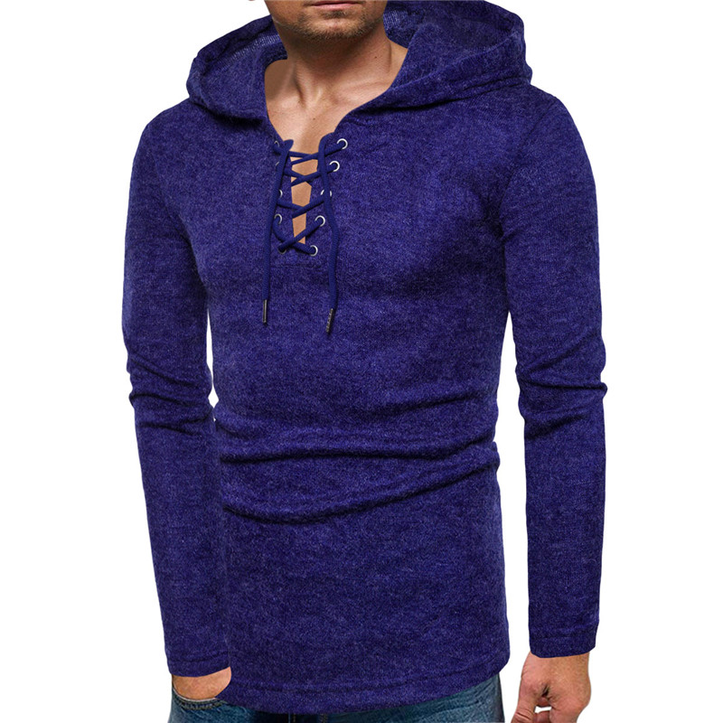 Spring Autumn Cardigan Men Sweater Long Sleeve Turn Down Collar Slim Fashion Patchwork Pullover Ultra-Thin Multi-Color Sweater
