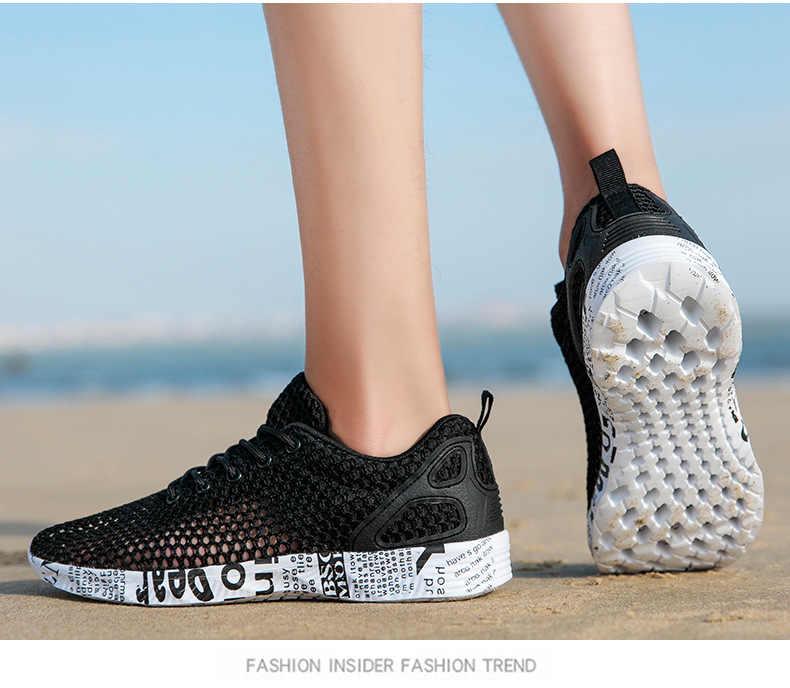 Reetene 2019 Летняя обувь Для мужчин Модная дышащая Для мужчин повседневная обувь на шнуровке; дышащие Туфли-кроссовки мужские кроссовки Zapatillas HOMBRE