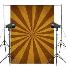 5x7ft Yellow Brown Photography Backdrop 3D Anime Background Art Photo Studio Backgroound Wall