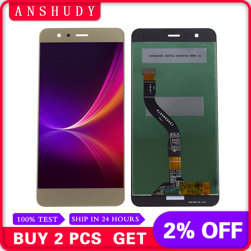For Huawei P10 Lite P10Lite WAS-LX2J WAS-LX2 WAS-LX1 LCD Display Panel Screen Module + Touch Screen Digitizer Sensor AssemblyFor Huawei P10 Lite P10Lite WAS-LX2J WAS-LX2 WAS-LX1 LCD Display Panel Screen Module + Touch Screen Digitizer Sensor Assembly