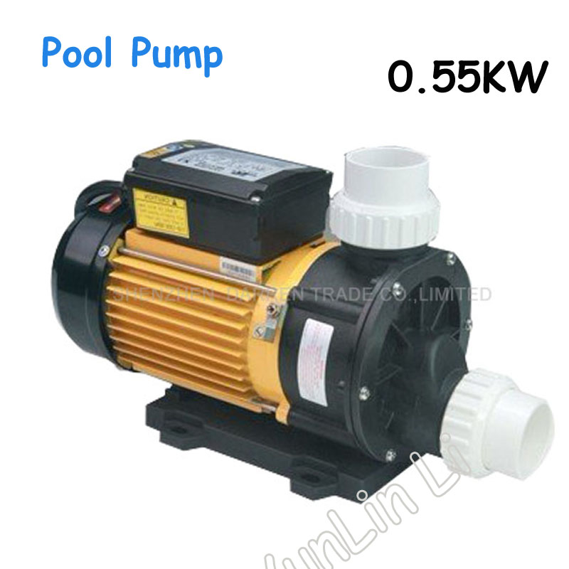Bathtub Pump LX SPA Hot Tub Whirlpool Pump Tub Spa Circulation Pump & Bathtub Pump TDA75 whirlpool lx stp50 pump impellor