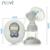 Ncvi lactancia sacaleches eléctrico de ordeño automático xb-8615 sacaleches posparto mujeres bebé productos para bebés de alimentación usb