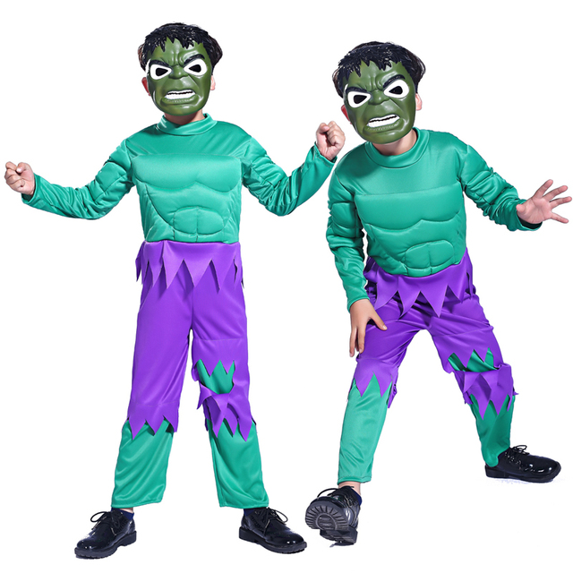 Free shipping Avengers the Green Giant Halloween costume jumpsuit role-playing party mask party supplies  sc 1 st  AliExpress.com & Free shipping Avengers the Green Giant Halloween costume jumpsuit ...
