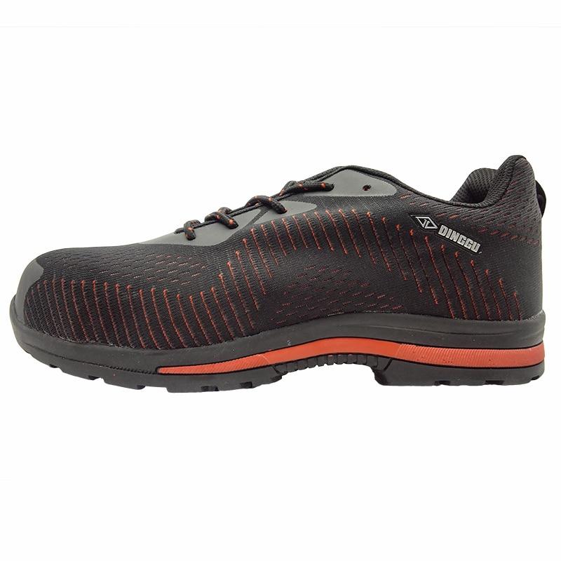 Los Tamaño Confort Calzado Gran Punción Botas Acero Toe Prueba Herramientas Proteger Trabajo De Verano Casual Malla Seguridad Zapatos Hombres Tapa BqXtrwB