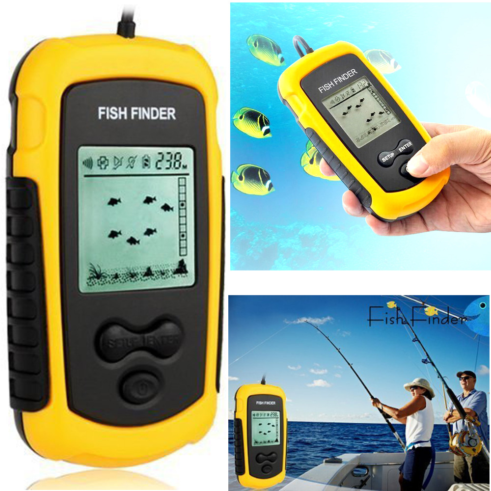 fishfinder for sale promotion-shop for promotional fishfinder for, Fish Finder