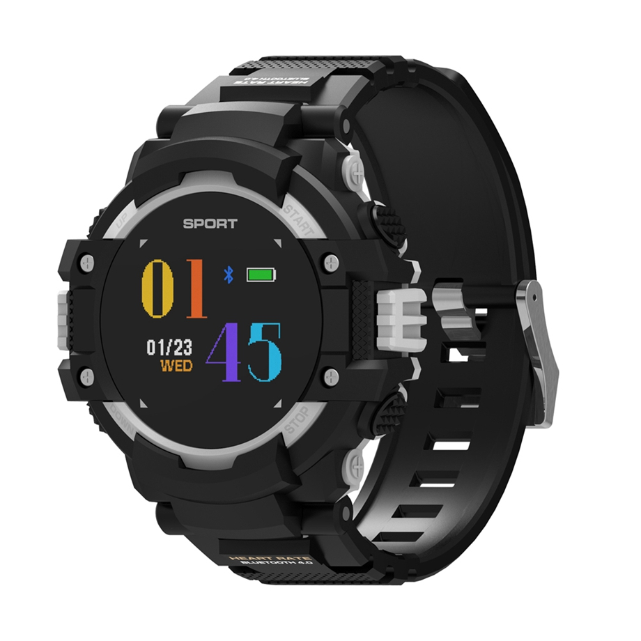 F7 GPS Smart Watch Wearable Devices Activity Outdoors Sports Wrist Watch Tracker Bluetooth 4.2 Watch Male 2018 new style high quality newborns stroller light folding umbrella car can sit can lie ultra light portable on the airplane