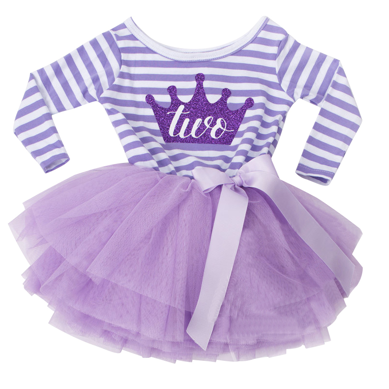1 3Y Kid Girls Princess Baby Dress Toddler Infant Girl Clothes ...