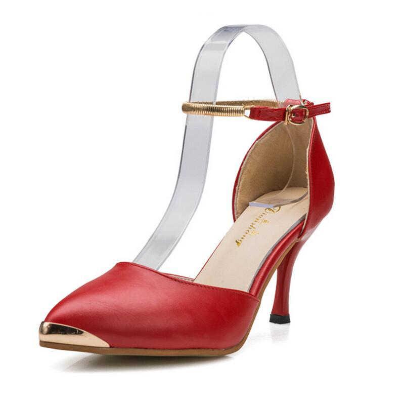 Ster Naakt roze Wees Hoge hakken schoenen Superfijne met Kralen Schoenen verflaag Ondiep mond werkschoenen zoete vrouwelijke Schoenen