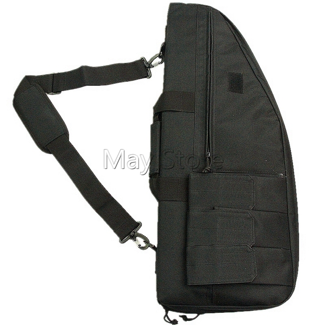 One Single Strap Shoulder Bag 70cm High Quality Nylon Tactical Gun Bags For Outdoor