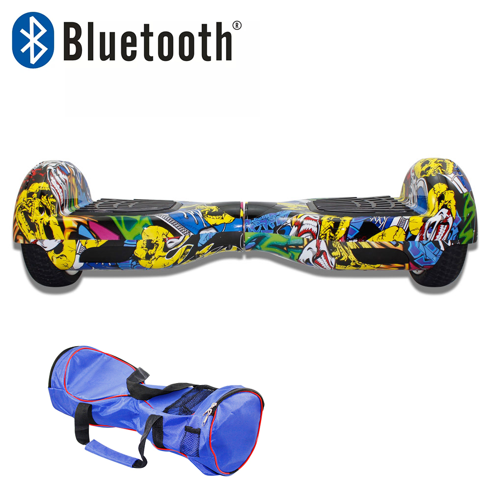 6.5'' self-balancing Hoverboards or electric skateboard with Bluetooth and Two Wheels 3