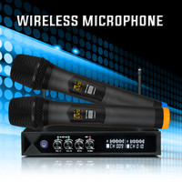 Wireless Bluetooth Karaoke Microphone for IE Mobile Phone Projector TV Set Top Box Handheld MIC for PC Mixer Sound Amplifier