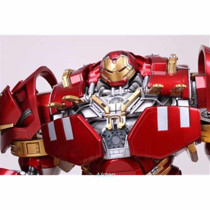 """16 """"estátua de Busto de UMA PEÇA Barco Artesão Full-Length Retrato Hulkbuster Cosplay Franky GK Action Figure Toy BOX 41CM Z1138"""