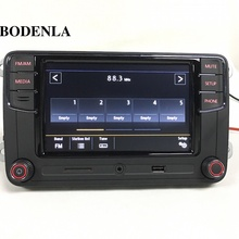 "BODENLA RCD330 Plus 6.5"" MIB Car Radio Stereo Mirrorlink RCD330G RCD510 For VW Tiguan Golf 5 6 Jetta MK5 MK6 Passat Polo Touran"