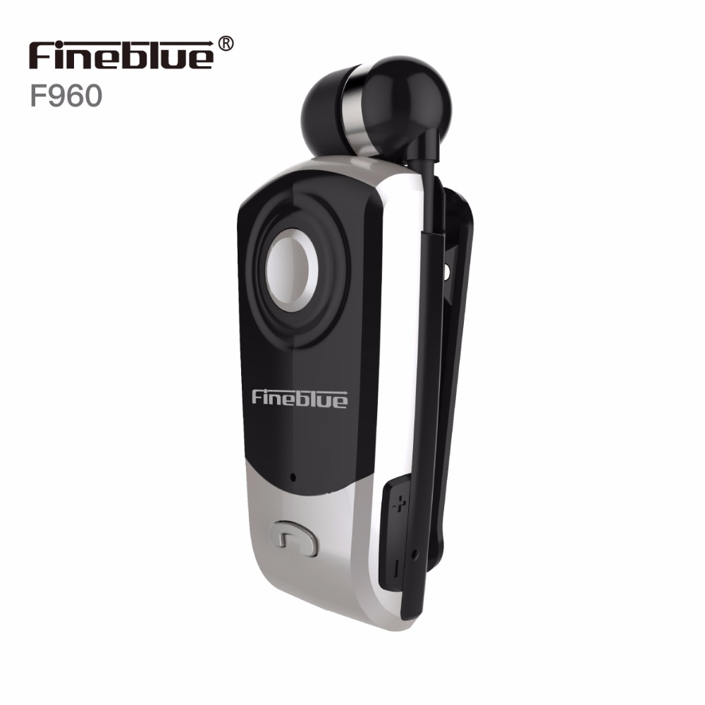 Fineblue F960 Wireless Headphone Bluetooth Earphone Headphone For Phone Calls Remind Vibration Earphone Wear Clip Auriculare