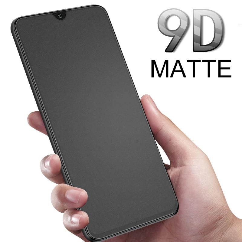 Защитное стекло для Samsung Galaxy A70 A50 A40 M20 матовое закаленное стекло на A30 A20 M30 полное покрытие стекло a 50