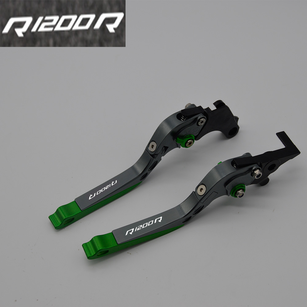 Yang hua CNC Folding Extending Brake Clutch Levers Levers For BMW R1200R R1200RS 2015 up 2015