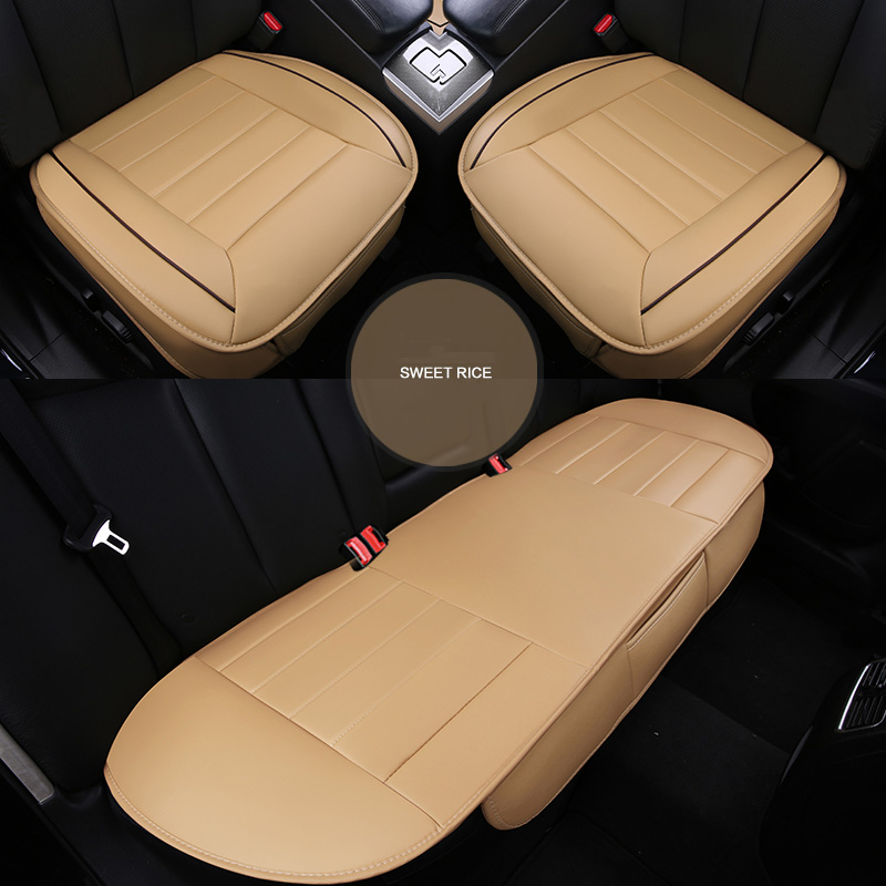 Four Seasons General Car Seat Cushion, General car seat covers for toyota RAV4 Prius FJ zelas Sequoia PRADO styling accessories
