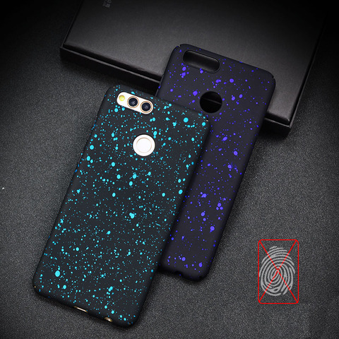 new style 52f0f c343f Pk Bazaar mobile accessories honor 7x case new hard back cover full ...