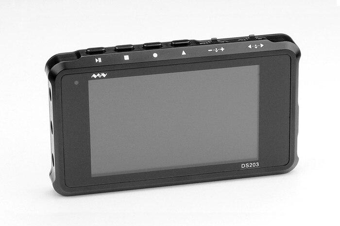 DSO203 Digital oscilloscope portable Logic Analyzer osciloscopio usb oscilloscope diy handheld oscilloscope DS203 with battery